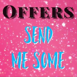 Other - Send me an offer 💋